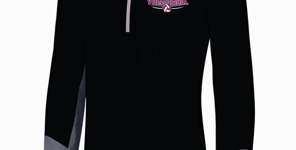 Aces Volleyball Russell 1/4 Zip Pullover