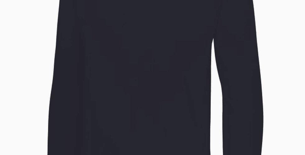 Utica Football Black Defer Pullover