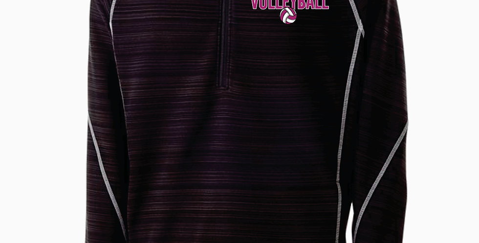 Aces Volleyball Holloway Deviate 1/2 Zip Pullover