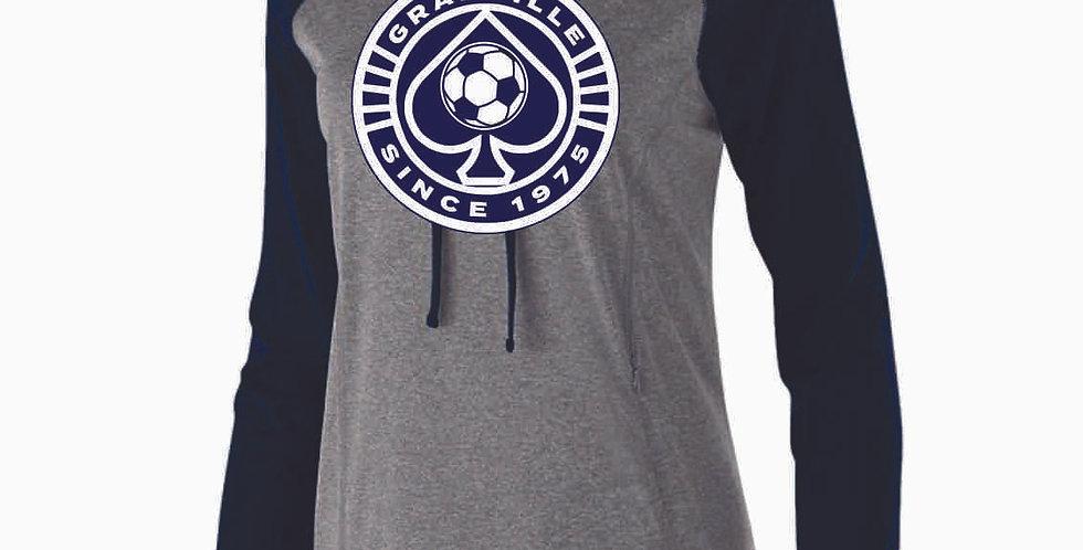 Granville Soccer Ladies Poly Hood