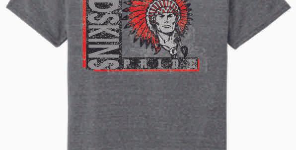 "Utica ""Distressed"" Grey Soft T-Shirt"