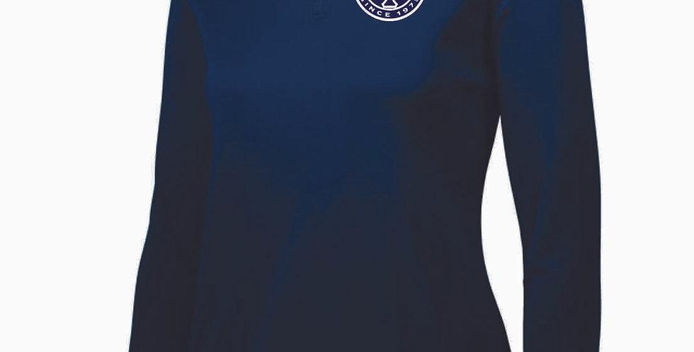 Granville Soccer Women's Poly 1/4 ZIp