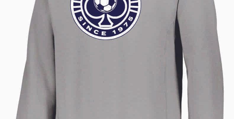 Granville Soccer Grey Russel Crew