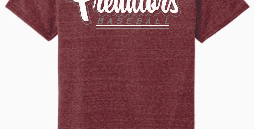 Predators Maroon Soft T shirt