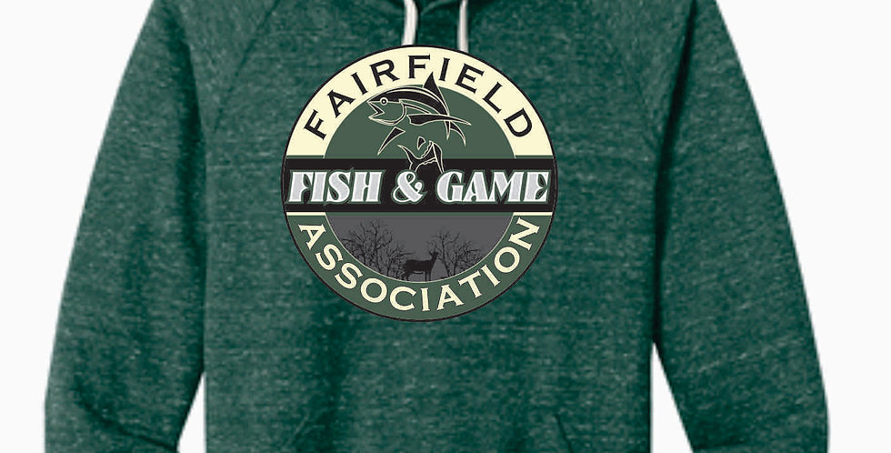 Fairfield Fish and Game Soft Vintage Hood