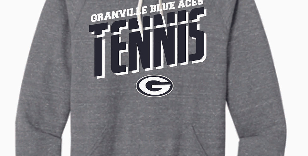 Granville Tennis Snow Heather Hood