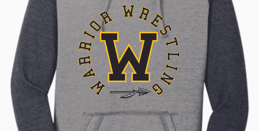Watkins Youth Wrestling  Women's Two Toned Hoody
