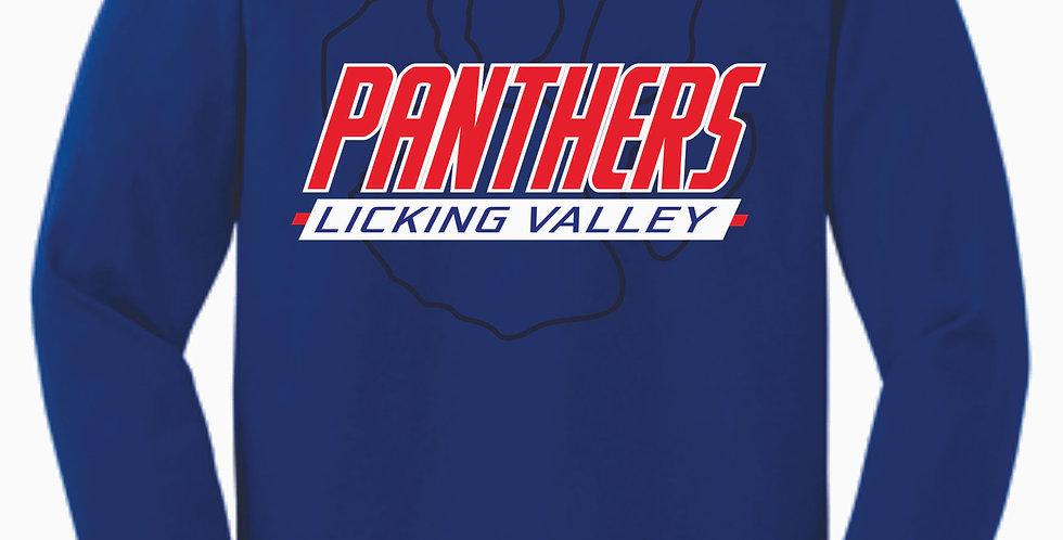 Licking Valley Royal Longsleeve T Shirt
