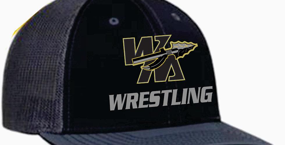 Watkins Youth Wrestling 404M  Trucker Flexfit