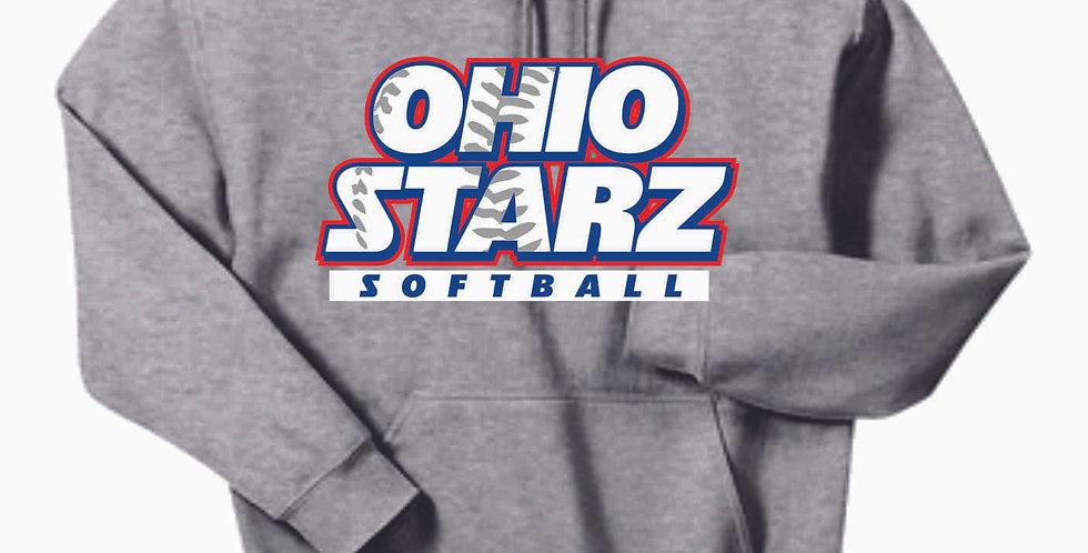 Ohio Starz Grey Cotton Hoody