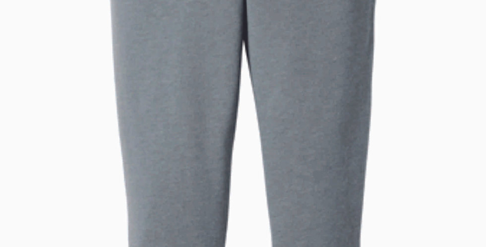 Licking Valley Track and Field Grey Bella Canvas Joggers