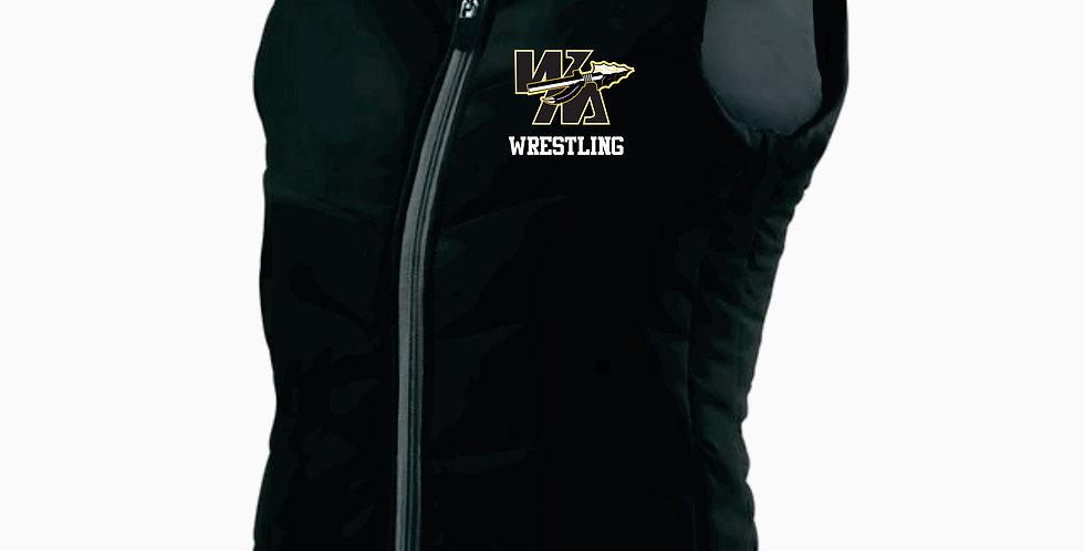 Watkins High School Wrestling Holloway Ladies Black Admire Vest