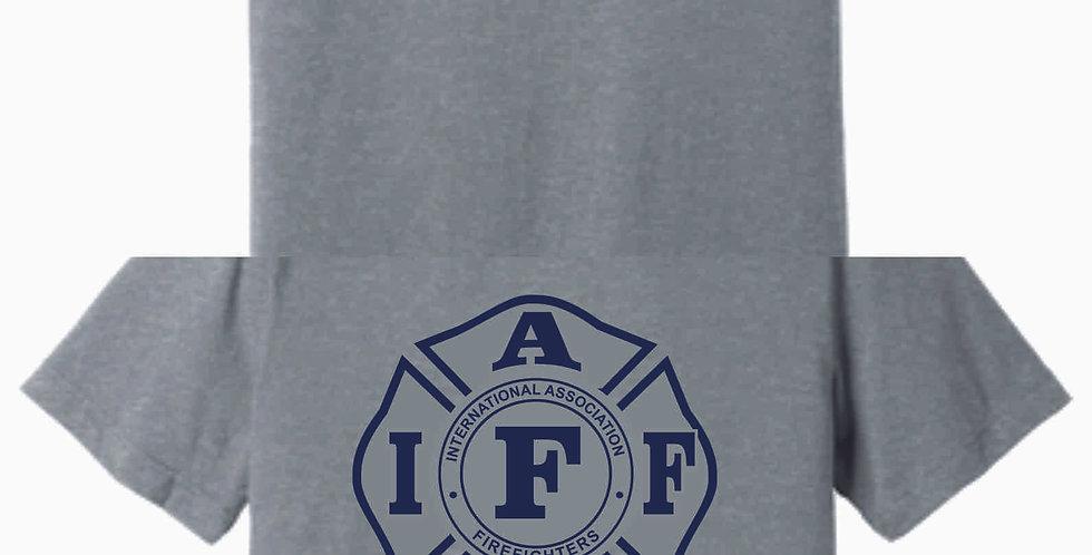 Berlin Township Fire Grey Soft T Shirt