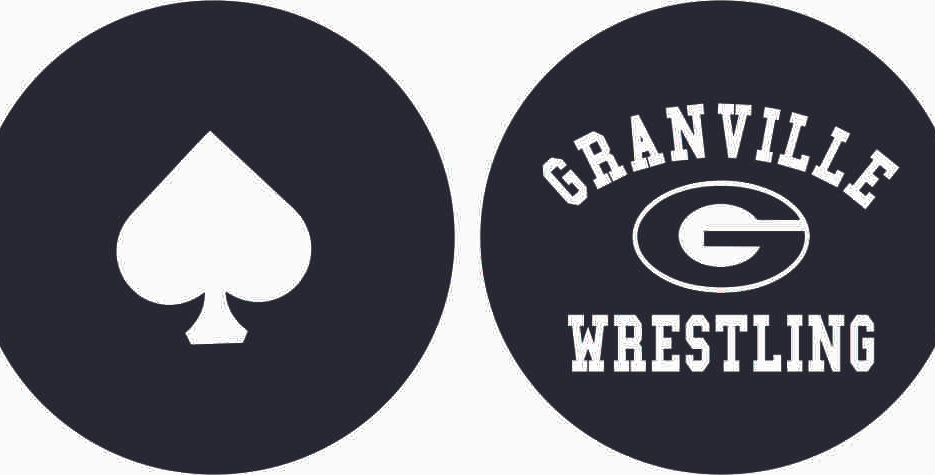 Granville Wrestling Bag Tag