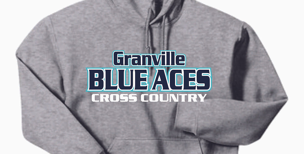 Granville Cross Country Hooded Sweatshirt