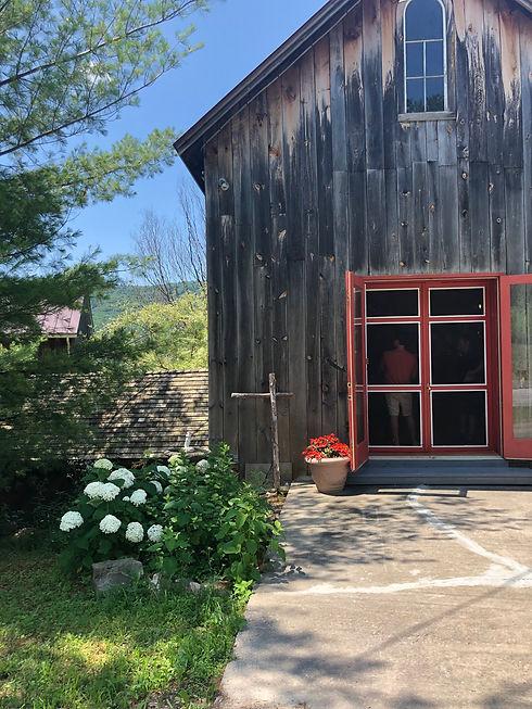Art Barn exterior