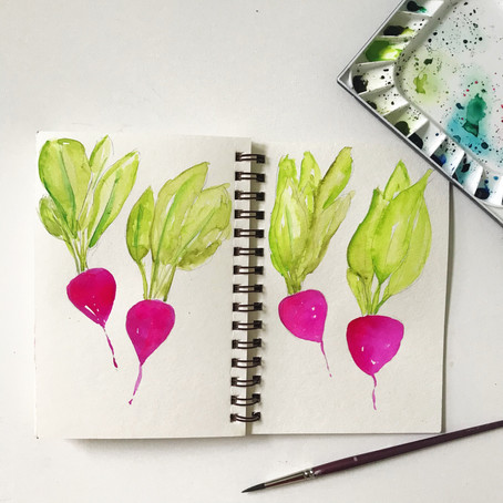 The Perfect Sketchbook