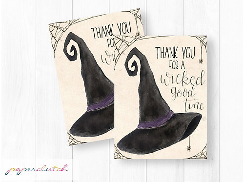 Witch Halloween Party Decor