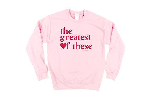 Valentine Sweatshirst