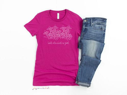 Kids Botanical T Shirt