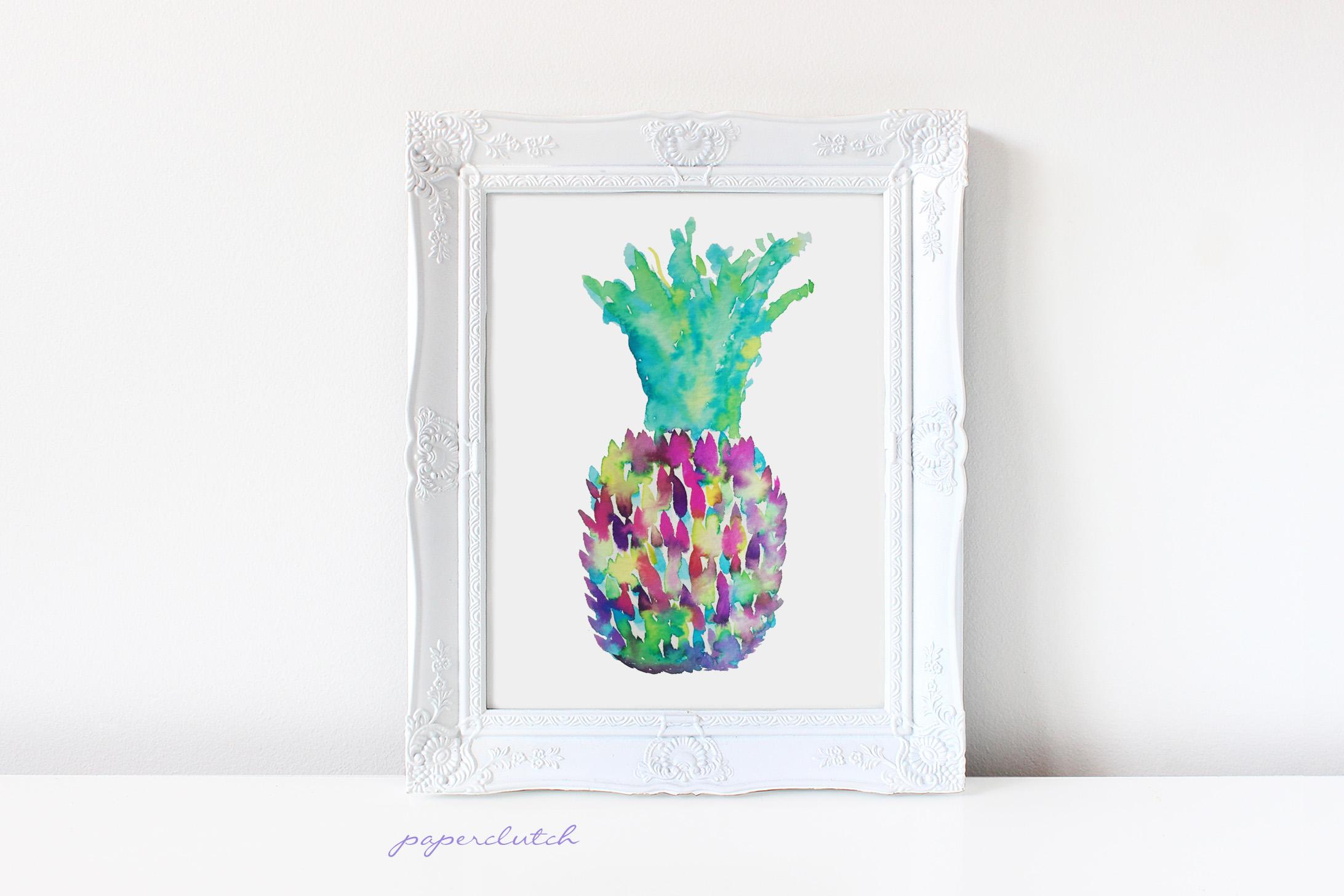 PineapplePoster