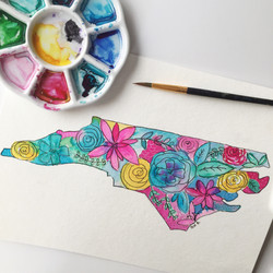 Watercolor NC