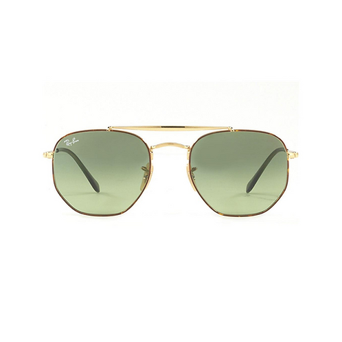 Ray Ban RB3648 91034M Marshal Gold/Green