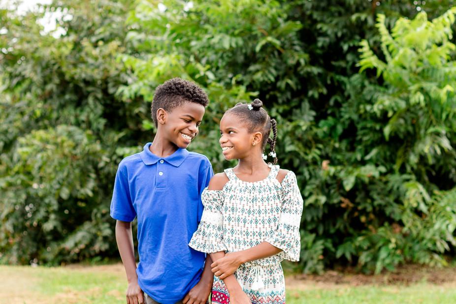Atlanta Family Portraits | Mikal + Jordyn