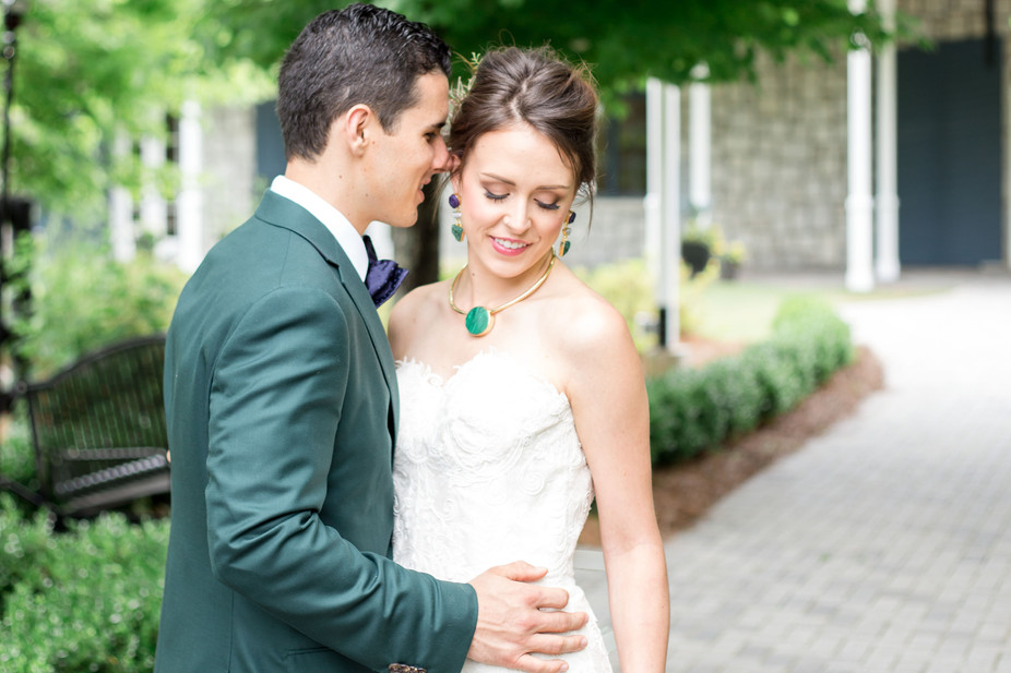 Foxhall Resort Wedding | Atlanta, GA Southern Jewels Wedding Inspiration