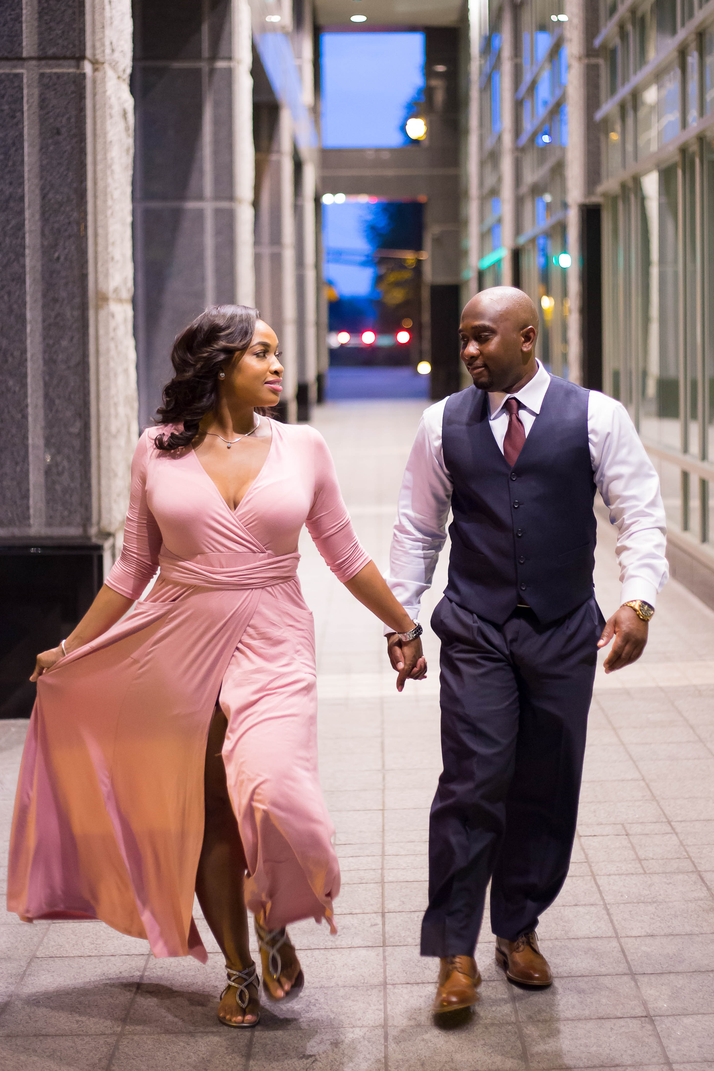Downtown Atlanta Engagement