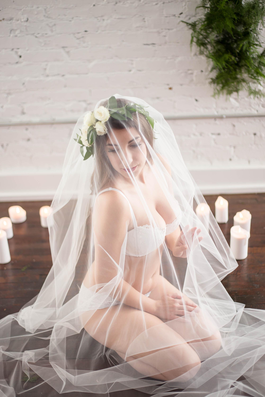 Atlanta Bridal Boudoir