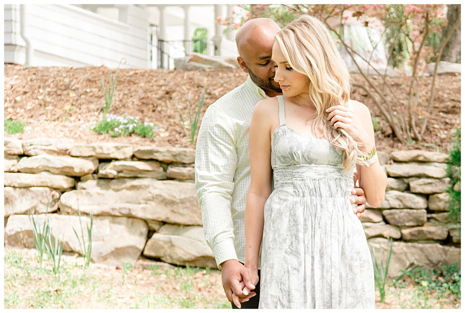 Atlanta Spring Engagement Session | Atlanta Wedding Photographer