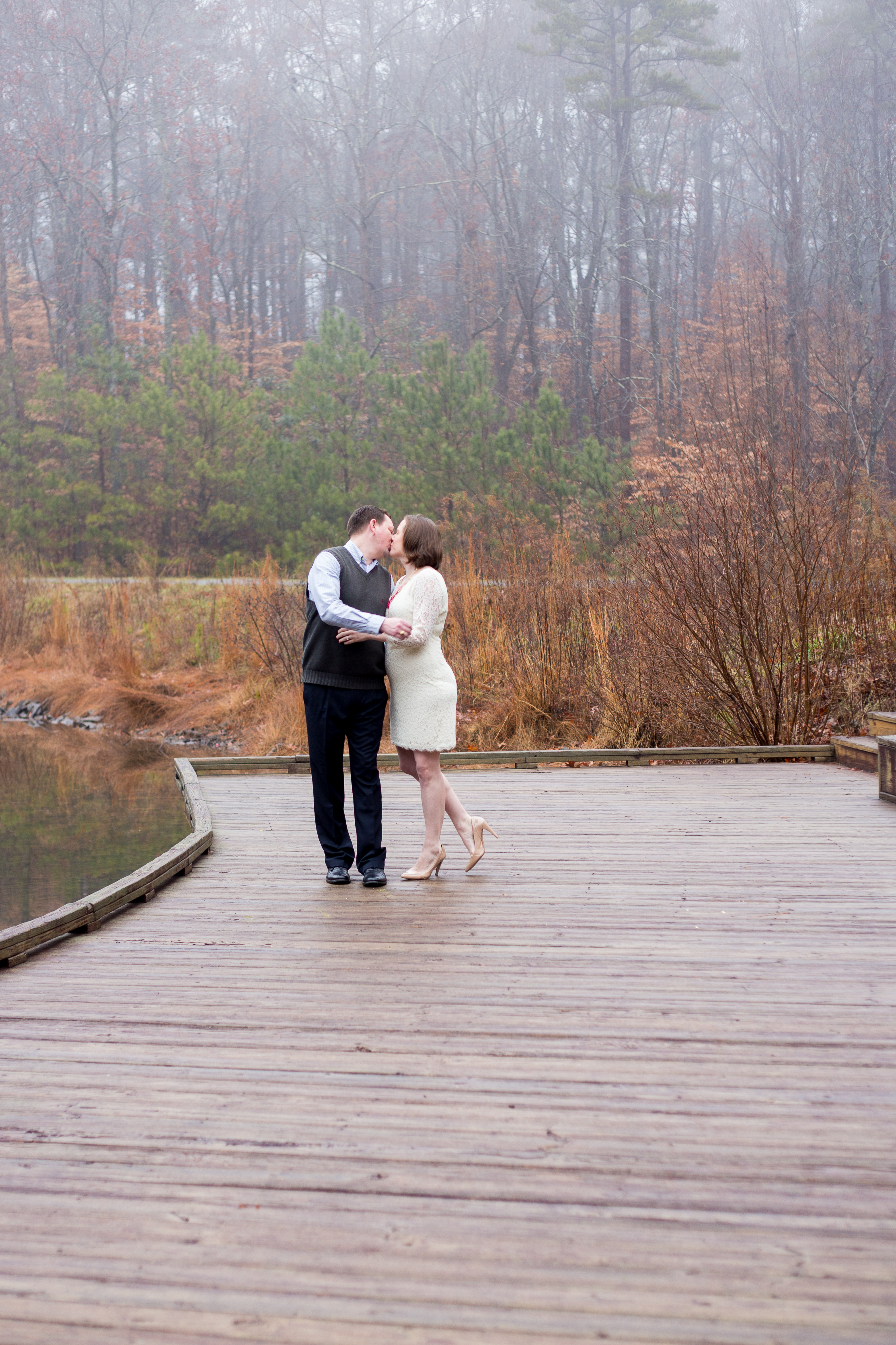 Engagement at Sope Creek