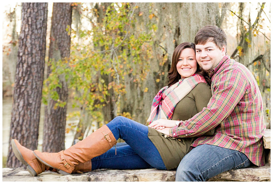 Savannah Rapids | Augusta GA Engagement Session | Haley + Evan