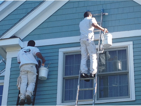 Uplift Your Home with New Paint