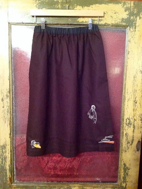 Yoshi Kondo Skirt Bow