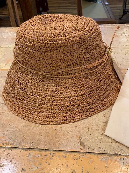 Sans Arcidet Straw Fany Hat