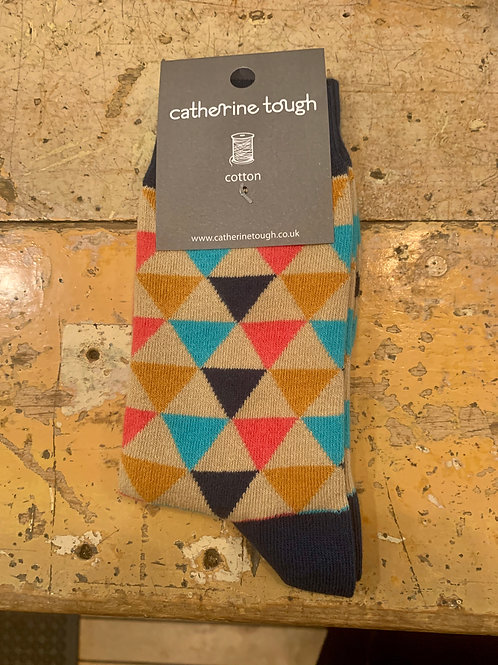 Catherine Tough Cotton Socks