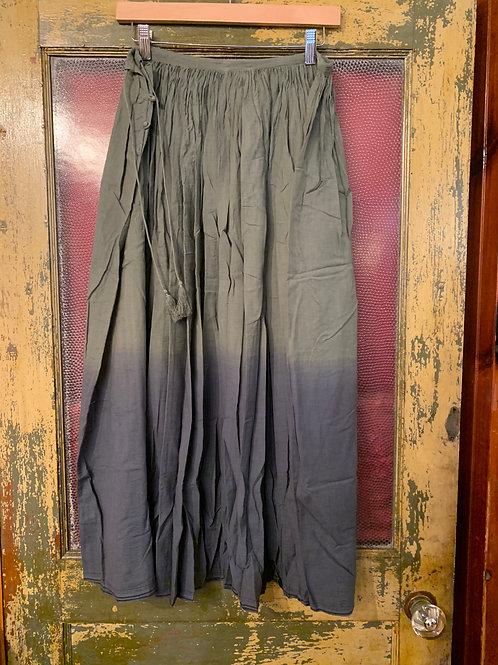 V De Vinster Tie & Dye Skirt