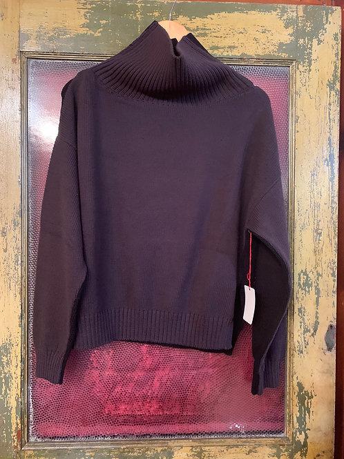 Planet Half & Half Sweater