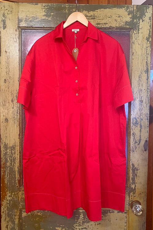 Bellerose Red Tunic/Dress