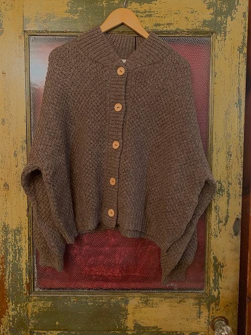 Wol Hide Bomber Sweater