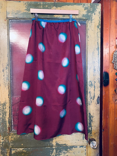 Minina Silk Skirt