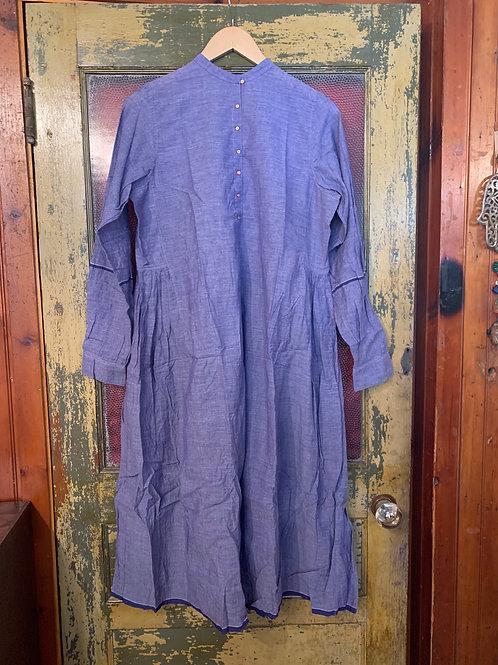 Injiri Chambray Dress