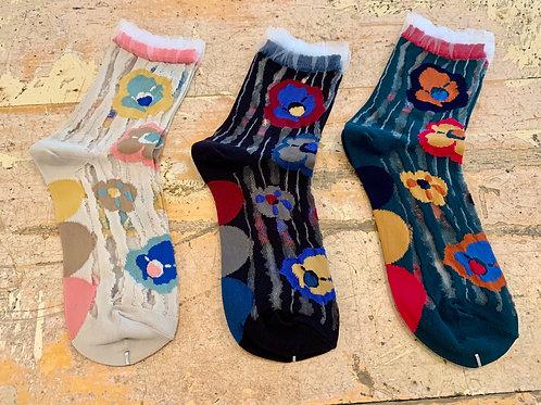 M&Kyoko Socks