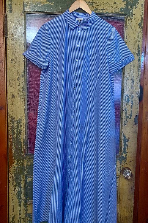 Bellerose Stripe Shirt Dress