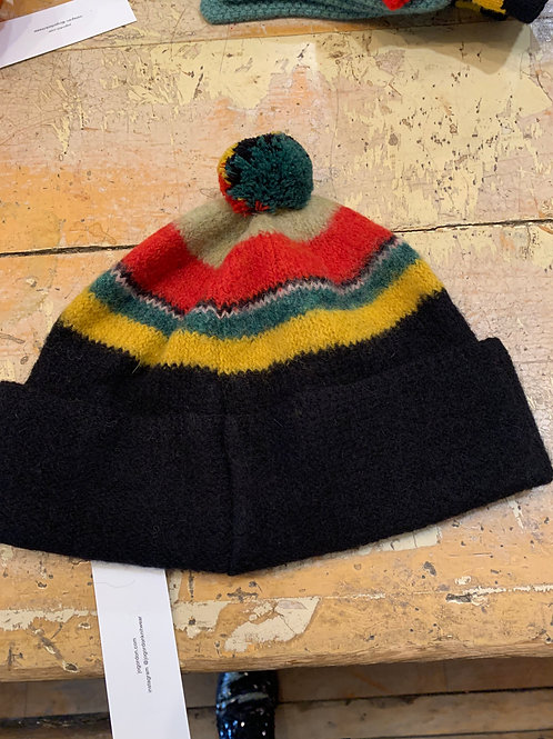 Jo Gordon Hat Stripe
