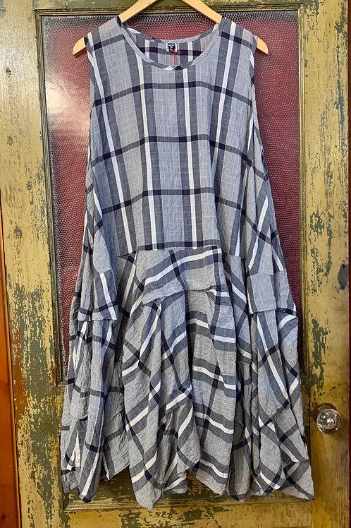 Dress To Kill Plaid Dress