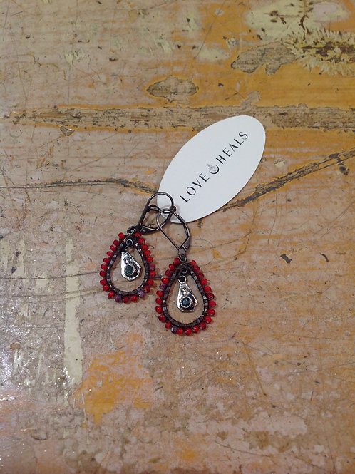 Love Heals Cuixala Earrings