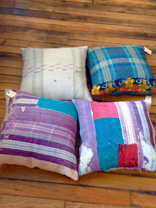 Auntie Oti Pillows